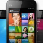 Xiaomi Mi2S supera en tecnología al Galaxy s4