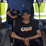Fotografía facilitada por la Policía Nacional del sospechoso de los ciberataques.