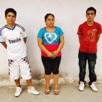 José Alfredo Valencia, de 25 años, y Rosaura García, de 34, deben responder por posesión de pornografía.