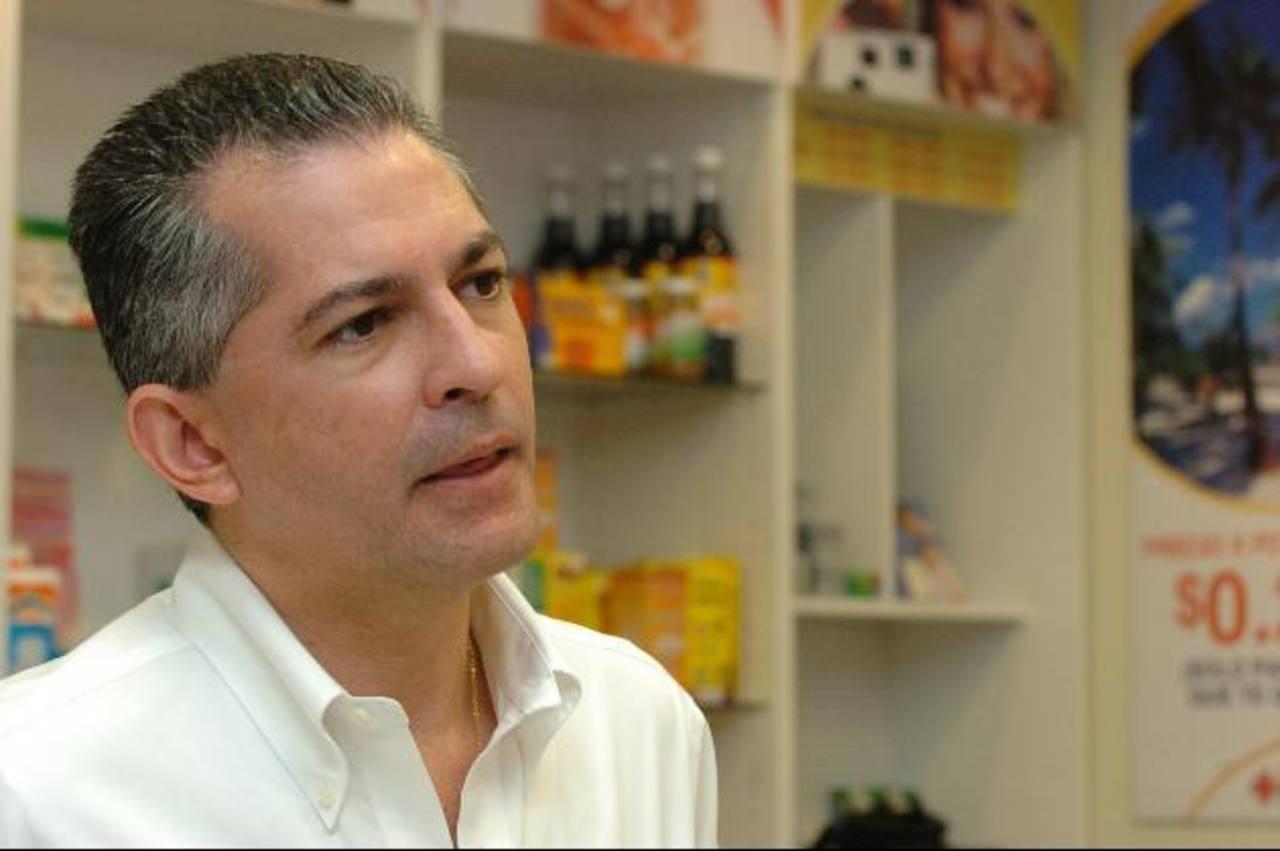 """Miguel Lacayo cree que en el mercado hay alternativas de """"excelente calidad"""" para los fármacos que serán retirados."""