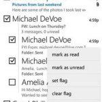 Outlook actualiza su aplicación para Android