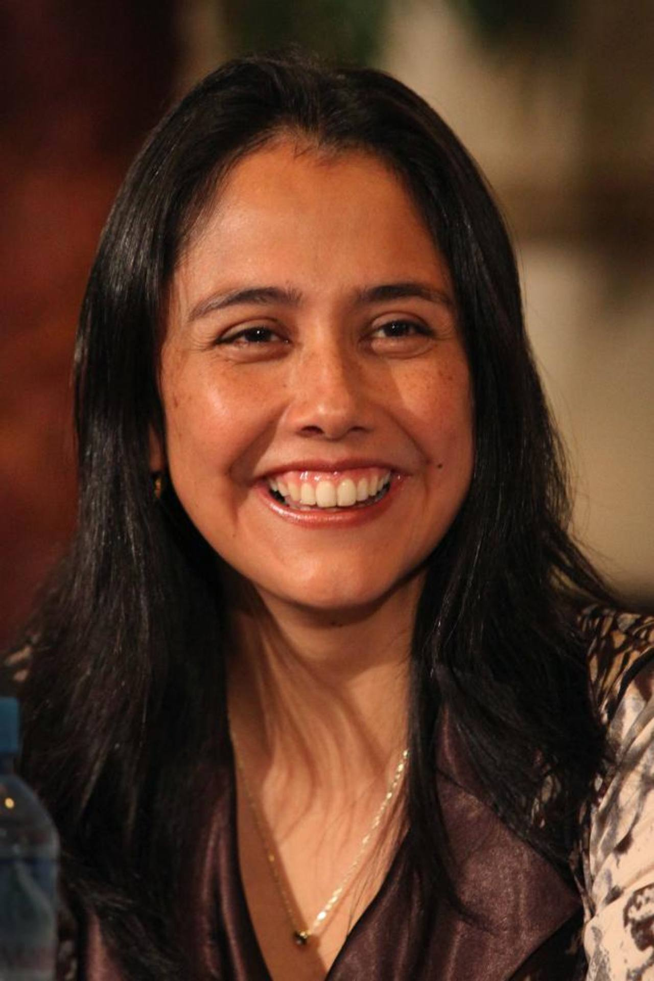 La primera dama, Nadine Heredia, no ha dado declaraciones, según LaRepública.pe.