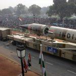 La India mantiene desde su independencia una carrera armamentísta con la vecina Paquistán. foto edh /archivo