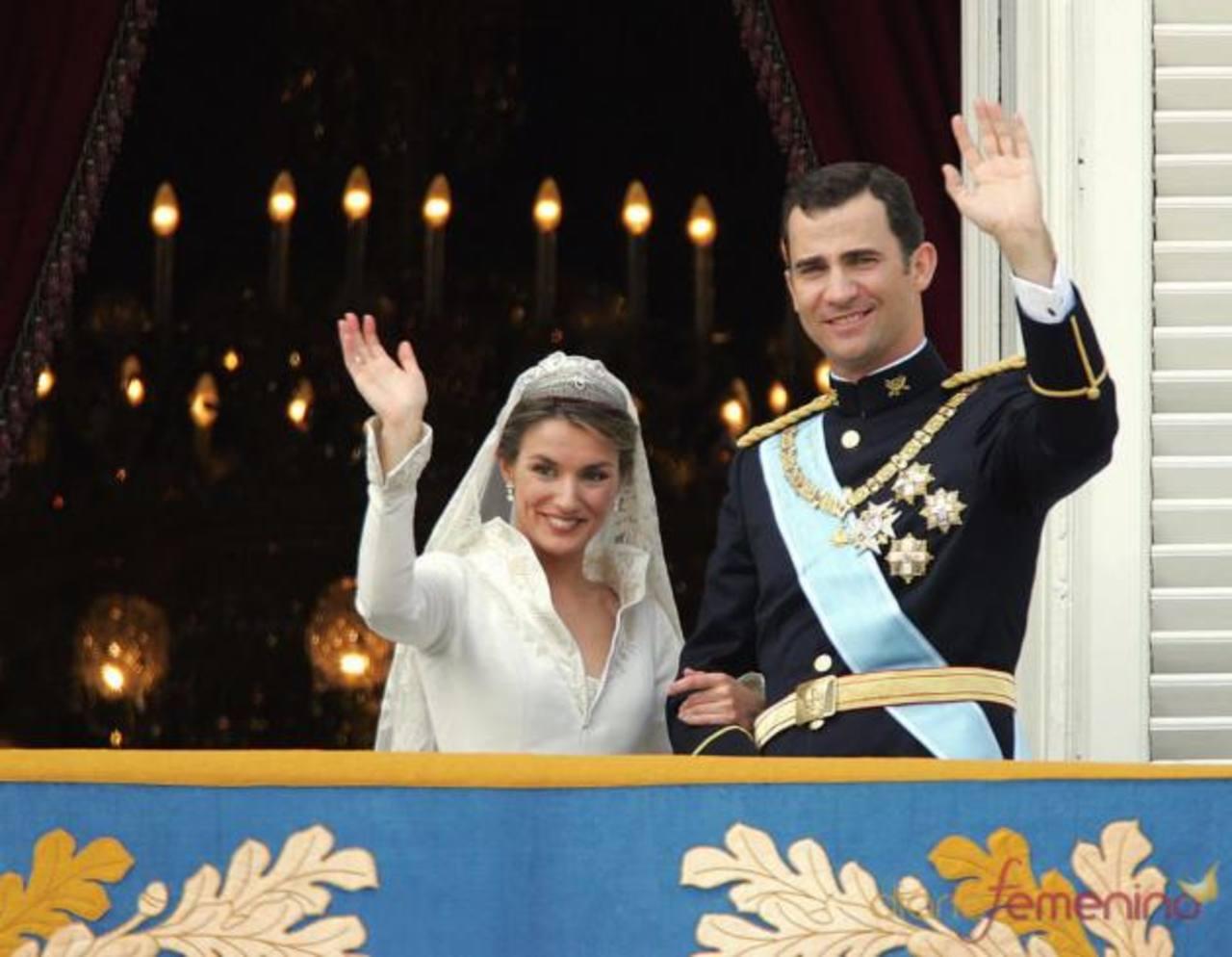 Letizia Ortiz habría abortado antes de casarse con el príncipe Felipe