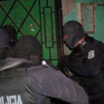 Los acusados fueron arrestados esta madrugada en sus viviendas. FOTO EDH cortesía de la PNC.
