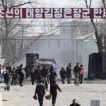Corea del Norte amenazó con atacar a Estados Unidos y Corea del Sur luego de que la ONU impusiese nuevas sanciones al país por las pruebas nucleares de febrero. foto edh / reuters
