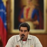 Nicolás Maduro se rehusa a que las autoridades electorales de su país realicen un recuento de los votos, tal como lo pide la oposición. Foto EDH / efe
