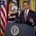 """Barack Obama, presidente de EE. UU., indicó que tomará """"todas las medidas necesarias"""" ante las amenazas de Corea del Norte."""