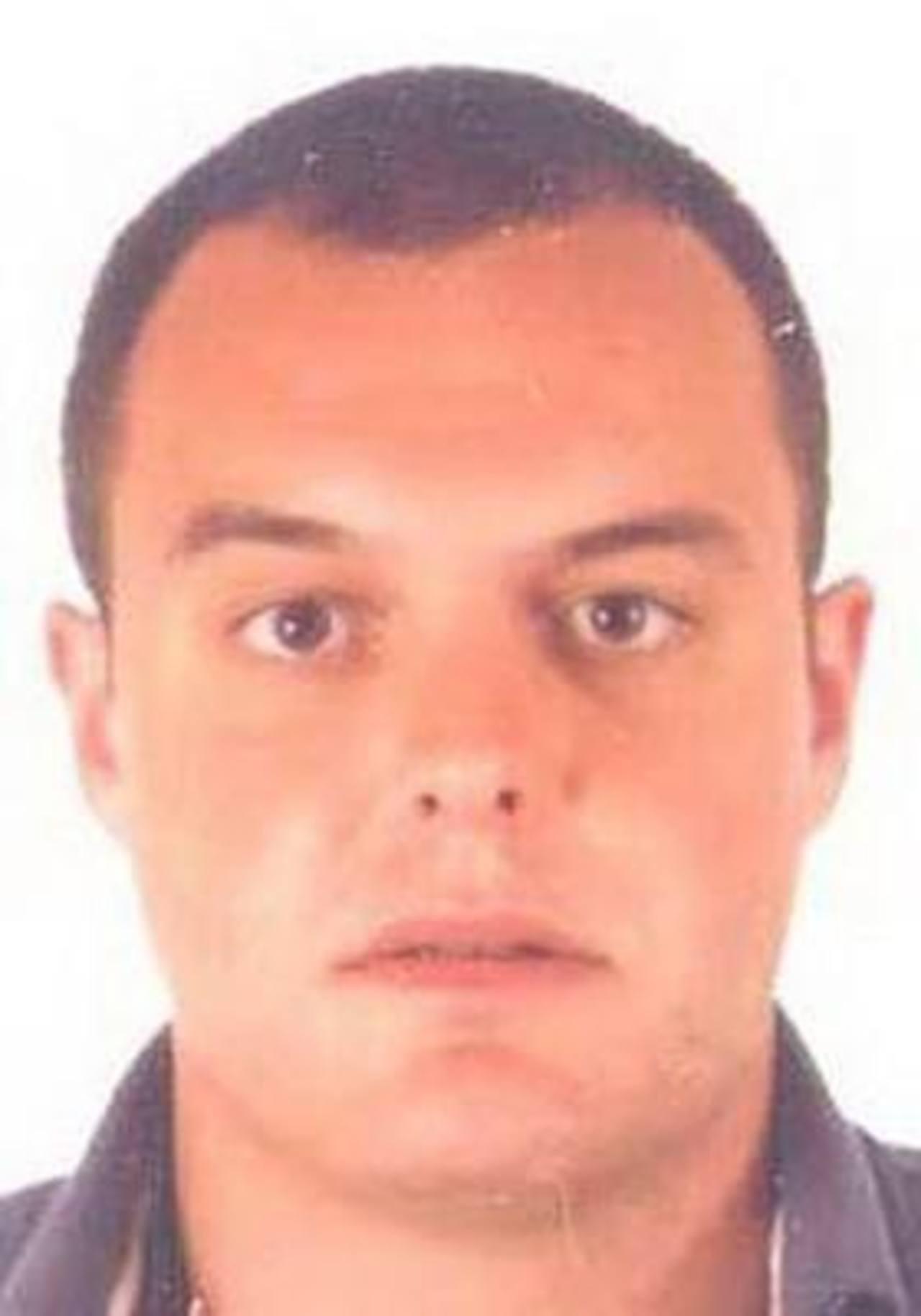 El terrorista Mikel Carrera Sarobe. Foto edh