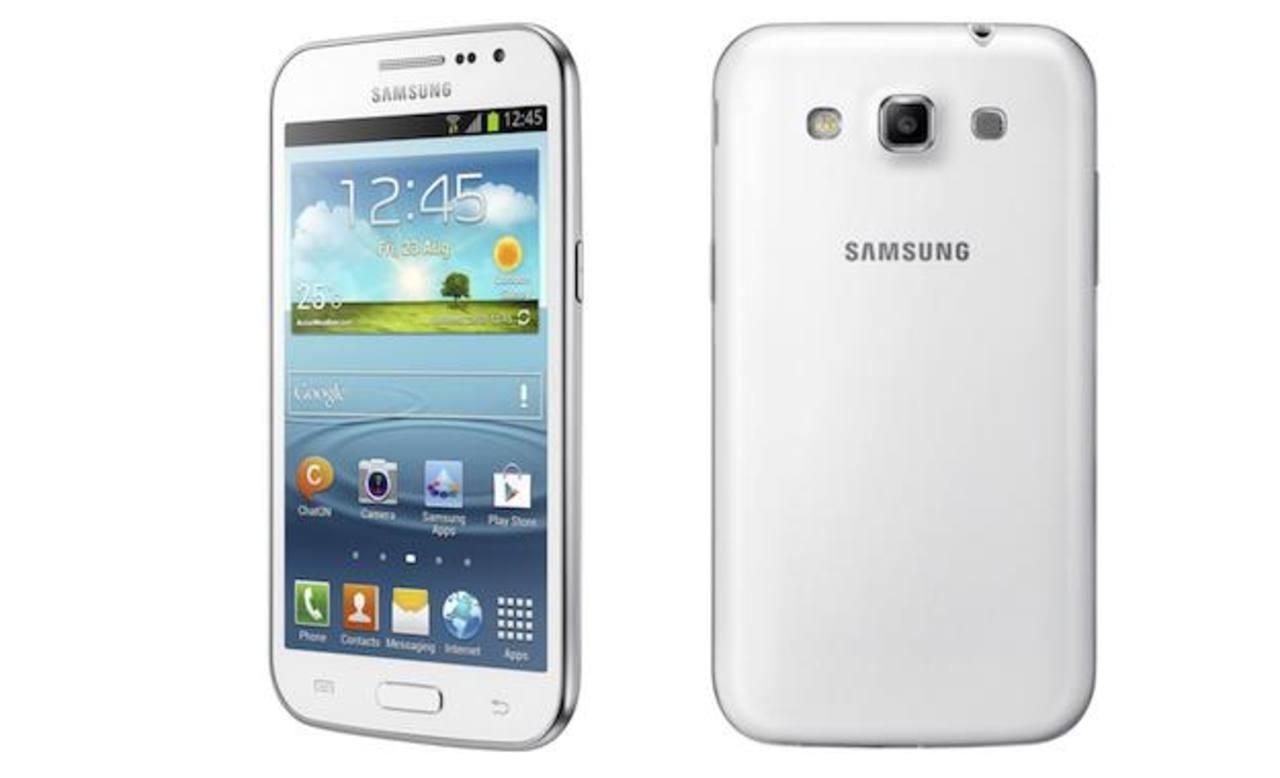 Samsung anuncia el Galaxy Win