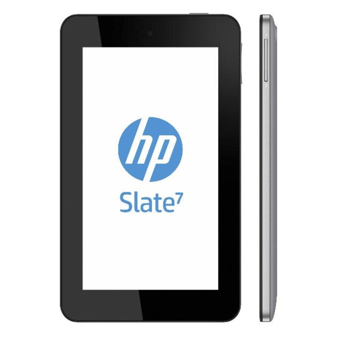 HP Slate7 está disponible en Estados Unidos a un precio inicial de $169 dólares. En Latinoamérica, los precios varían. Foto EDH