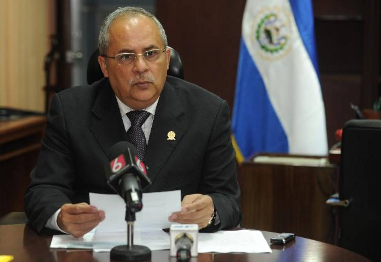 Gregorio Sánchez Trejo dijo ayer que no puede firmar ninguna resolución. EDH /archivo