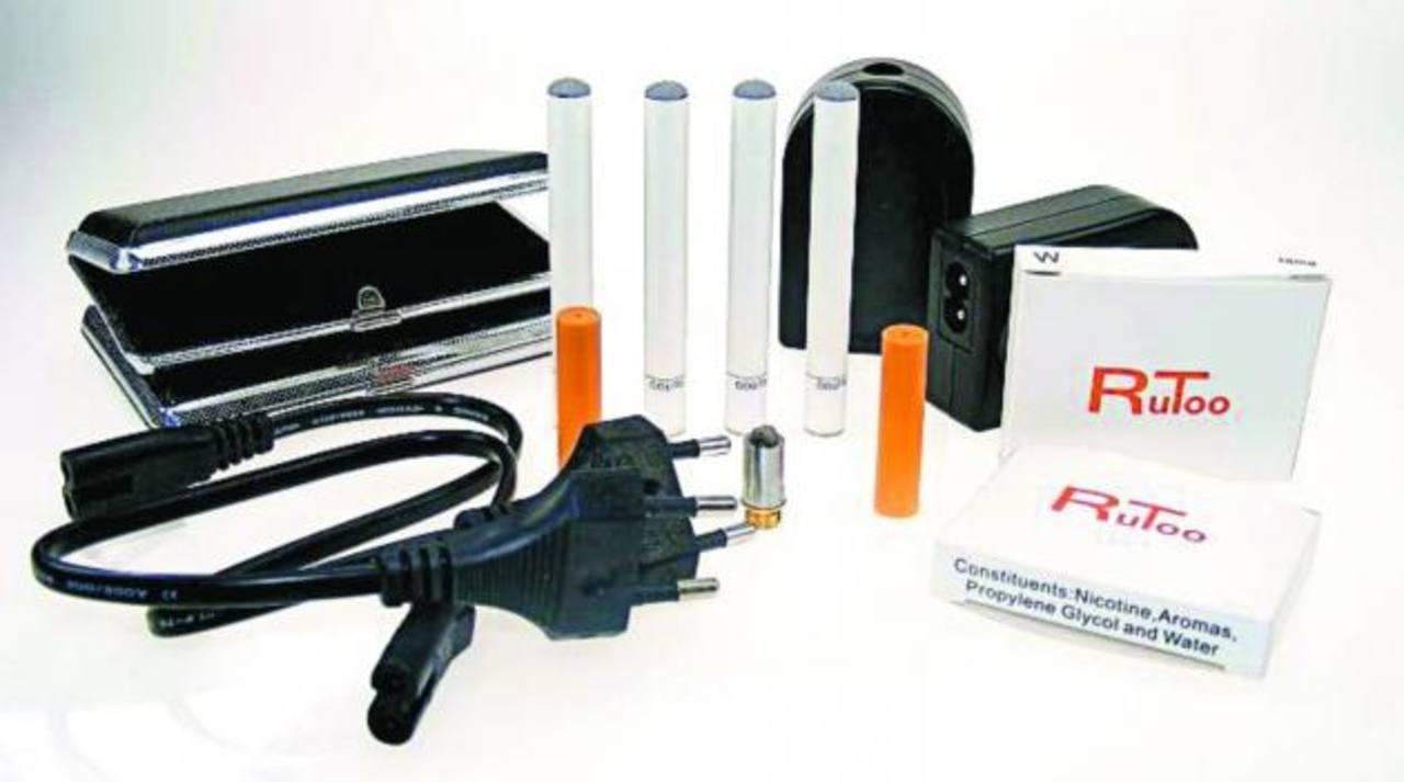 Esta es una alternativa para dejar el mal hábito de fumar, según el estudio su uso reduce la adicción al tabaco. foto EDH