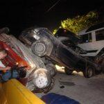 El Ministerio de Obras Públicas también propondrá suspender la licencia a conductores sin permiso. Foto EDH