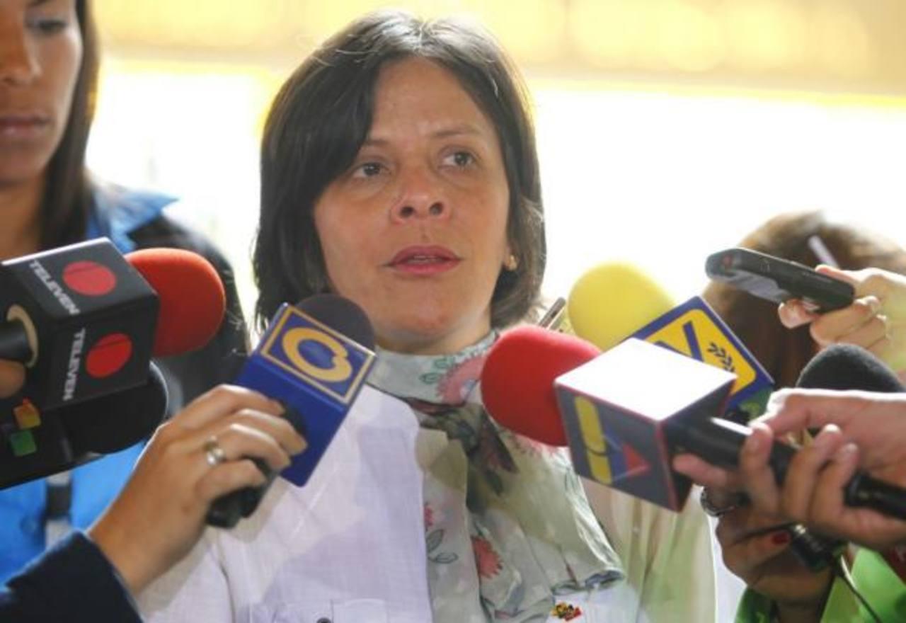 La rectora del Consejo Nacional Electoral (CNE), Sandra Oblitas, dice que la auditoría no cambiará los resultados electorales.