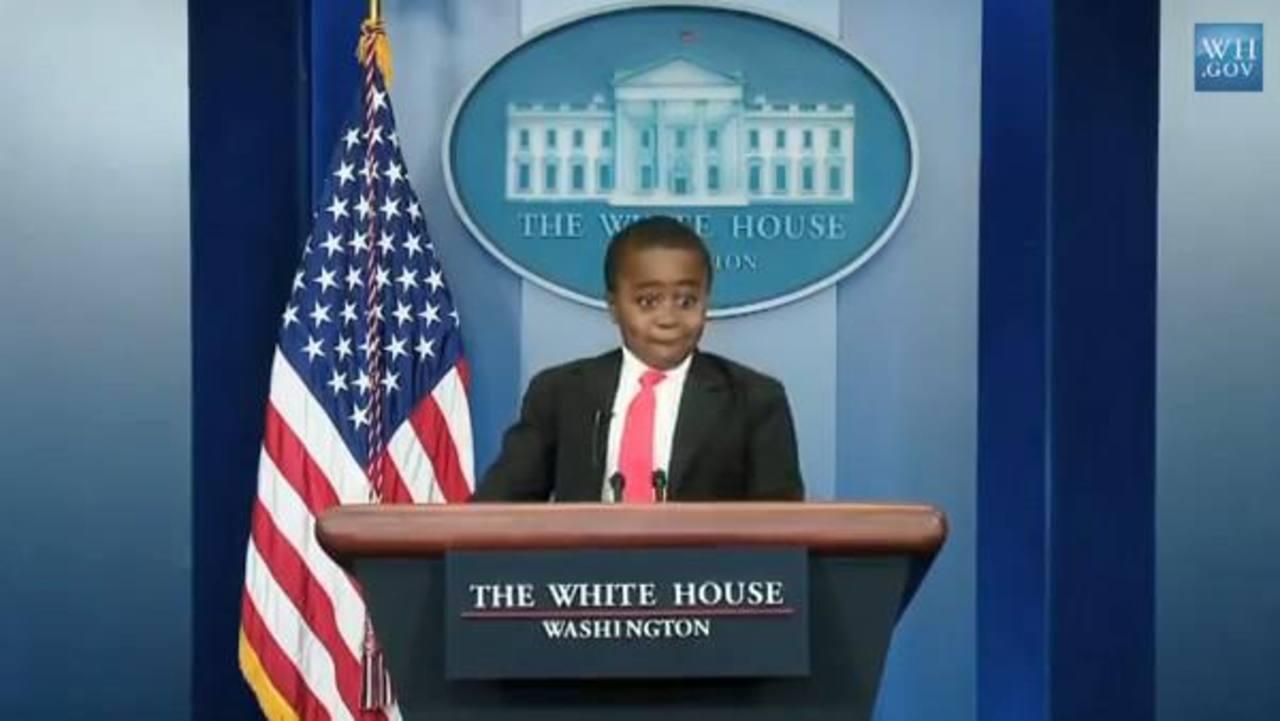 """El """"April Fools Day"""" llega a la Casa Blanca"""