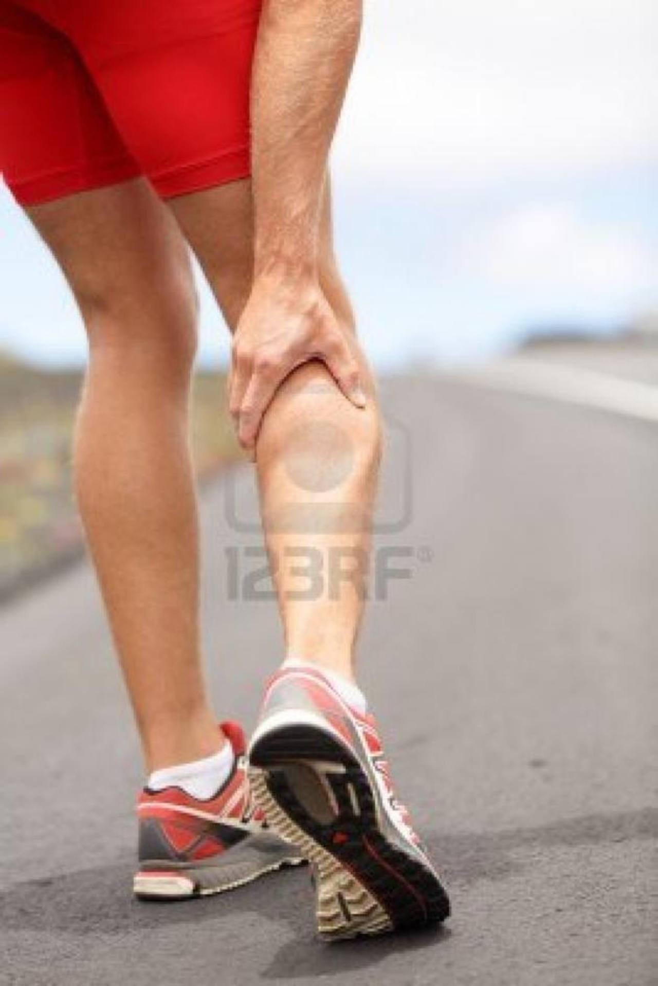 El dolor muscular puede diminuir con hielo. En caso severo consulte al médico.