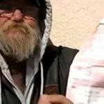 Gana 50 mil dólares en lotería y prefiere vivir en la calle
