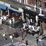 La policía identifica al primer sospechoso del ataque en Boston