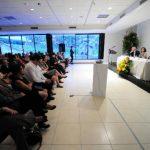 Importantes entidades culturales del país recordaron a Rodolfo Molina. foto edh / Omar Carbonero