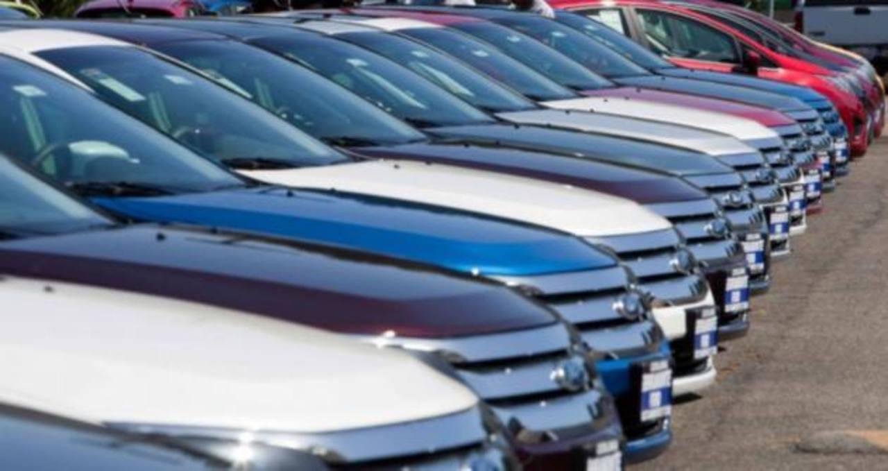 Toyota señaló que sus ventas a particulares aumentaron un 4,3 % en el mes. FOTO EDH