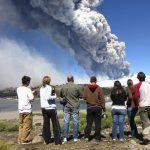 El volcán Copahue. Foto/ Archivo