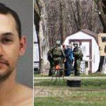 Buford Rogers (iz) fue arrestado el viernes pasado en su casa, en la localidad de Montevideo, Minnesota, informó el FBI en un comunicado. Rogers se encuentra bajo custodia federal. foto edh / ap