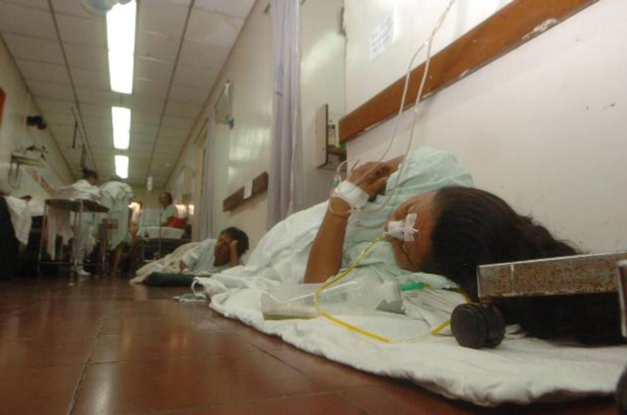 """El representante de OPS señala que muchos de los hospitales """"han agotado su vida útil y ya no responden a las necesidades y expectativas de la población"""". Por ello se necesita """"una profunda modernización o proceder a su remplazo total"""". La imagen es"""
