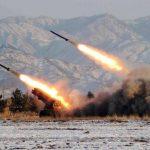 Corea del Norte lanza tres misiles de corto alcance al mar