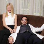 Downey y Paltrow con amistad de hierro