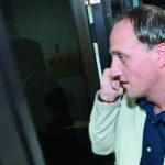 Ramiro Cepeda, estará en libertad mientras es procesado. Foto EDH / M. Cáceres.