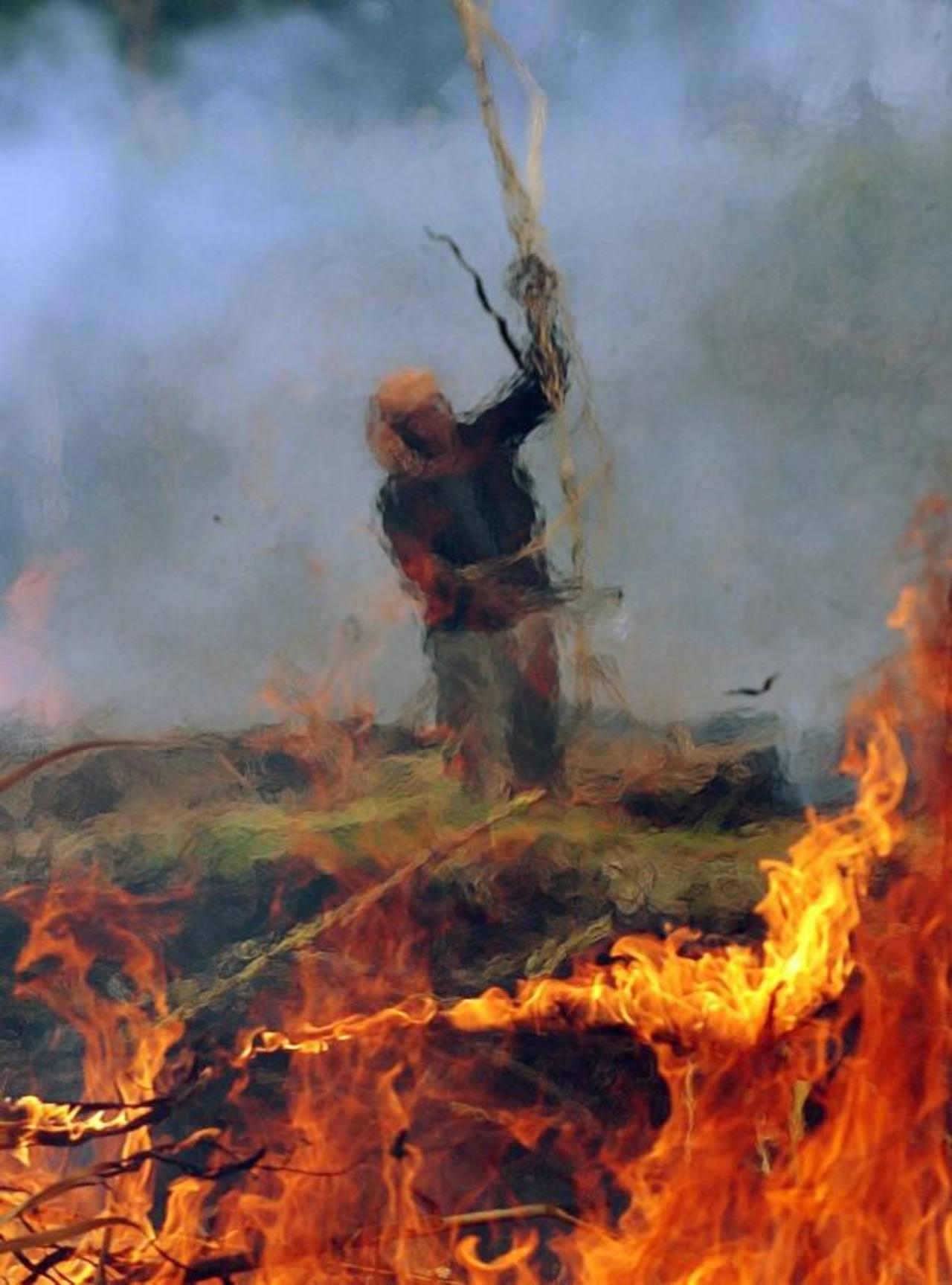 Uno de los objetivos propuesto es eliminar las quemas en cosecha de caña.