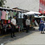 El sector de los mercados municipales es uno de los más vigilados por los elementos del CAM. FOTO EDH / milton jaco