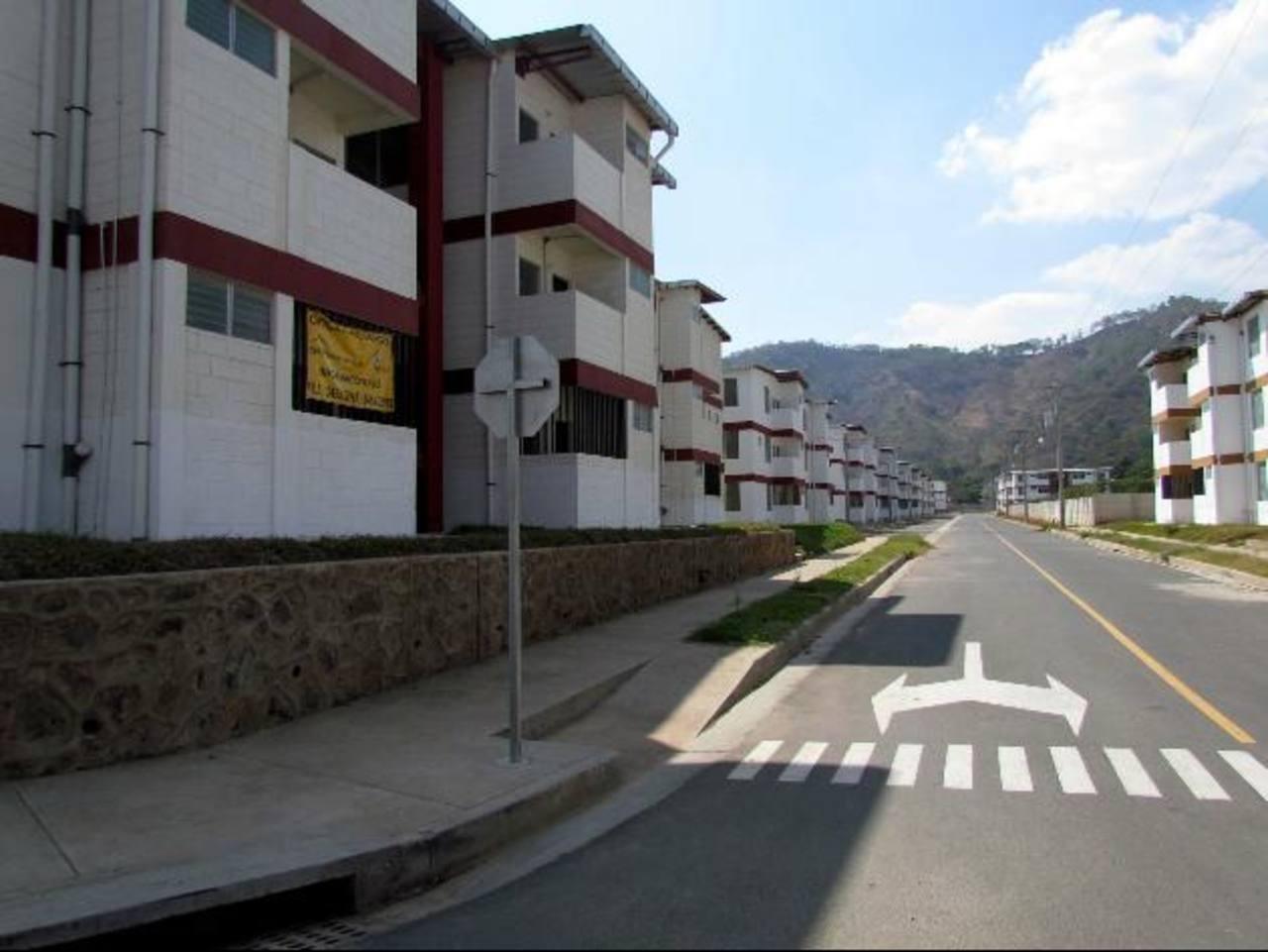 Los proyectos Procavia y Santa Lucía han sido difíciles de vender. foto edh / Archivo