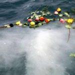 Muere ahogado al echar las cenizas de su mujer al mar