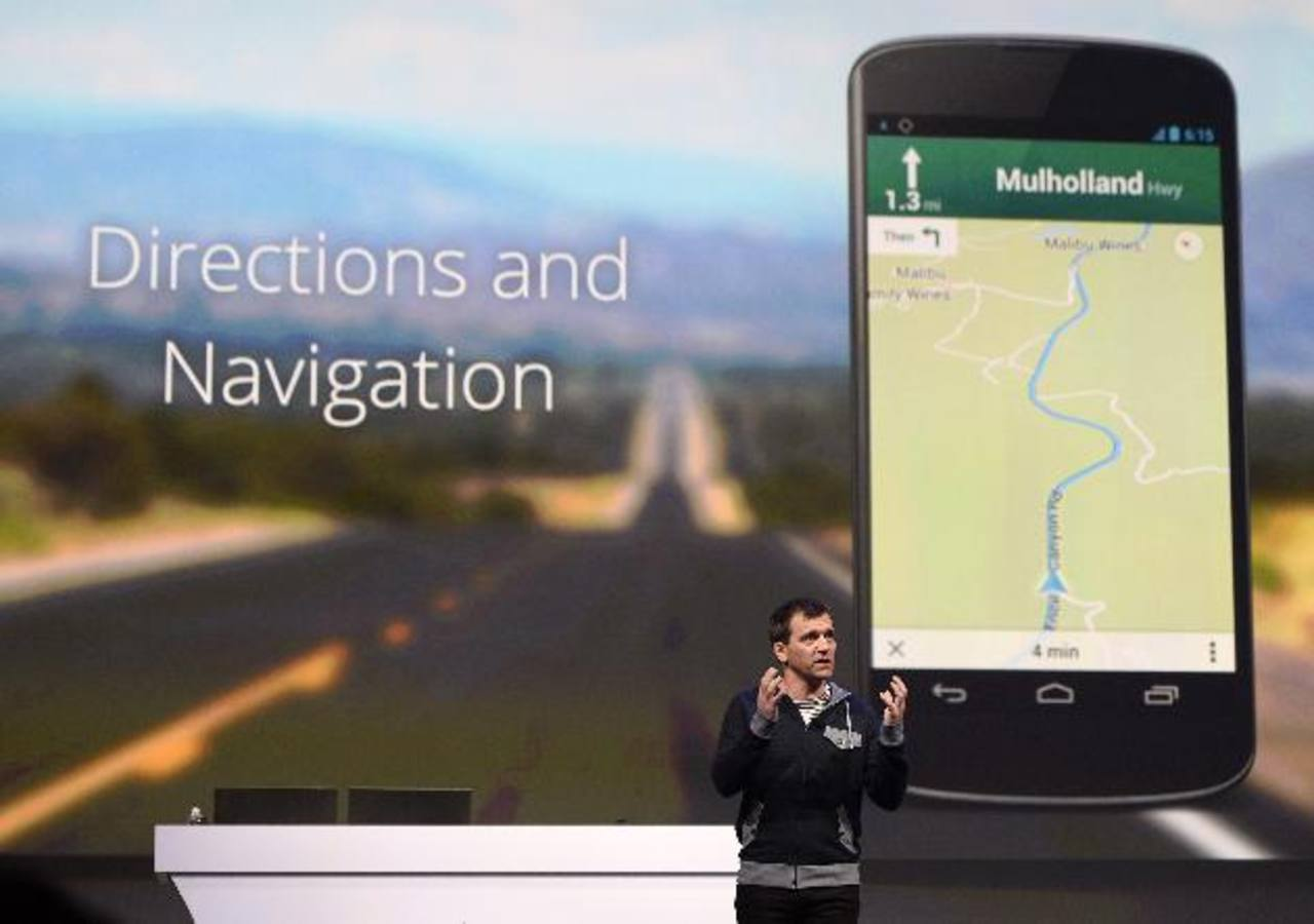 Google I/O evoluciona sus apps
