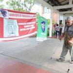 La consulta externa ha sido suspendida como parte de las acciones de protesta en el hospital Zacamil. Foto/ Archivo