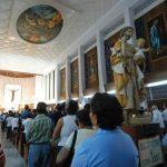 Será una jornada para orar y reflexionar en el marco de la fiesta de Pentecostés. Foto EDH / archivo