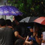 Se recomienda a la ciudadanía no olvidar el paraguas si pretende salir de casa. Foto/ Archivo