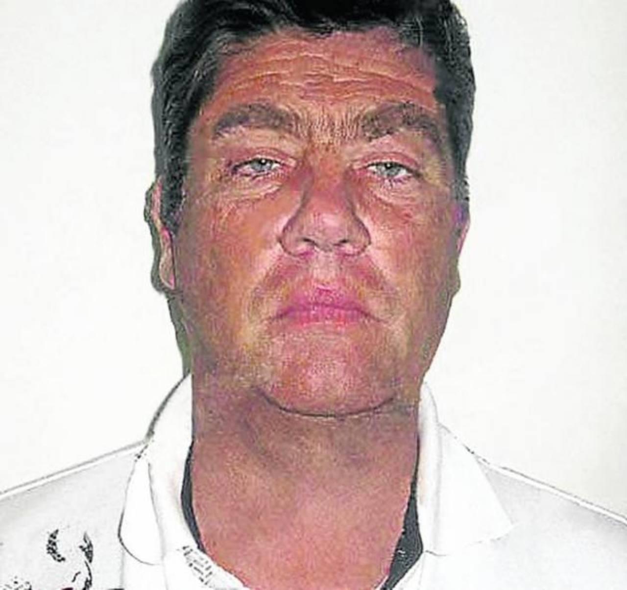 Ignacio Alvarez Meyendorff, preso en Buenos Aires.