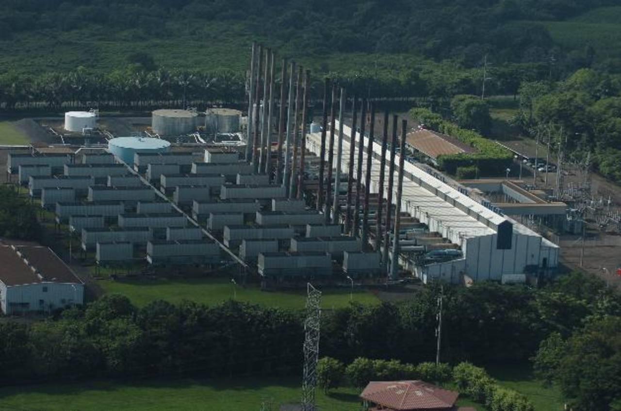 Cenérgica/Nejapa Power participa en el mercado eléctrico y de combustibles en El Salvador y Centroamérica. Foto EDH / archivo