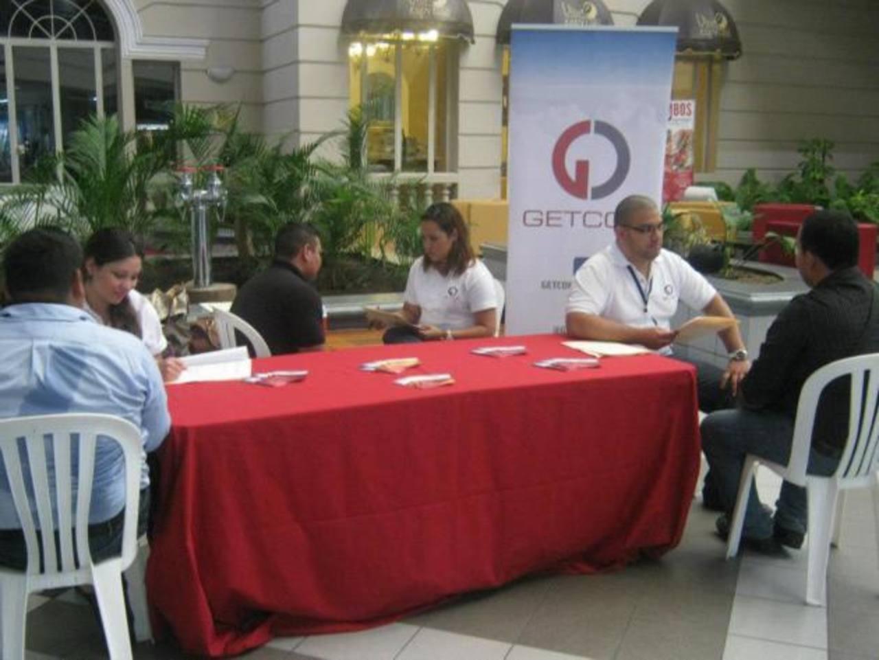 Getcom es el nuevo call center en el país. foto edh