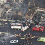 La explosión ocurrió en el kilómetro 14 de la autopista que une Ciudad de México con la ciudad de Pachuca (estado de Hidalgo, centro), a una hora en la que esta vía suele estar muy transitada. foto edh / ap