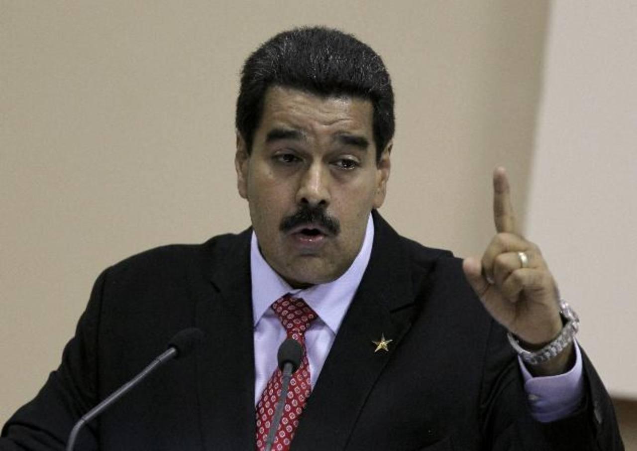 Imagen del 27 de abril del gobernante de Venezuela, Nicolás Maduro, en su visita a Cuba.