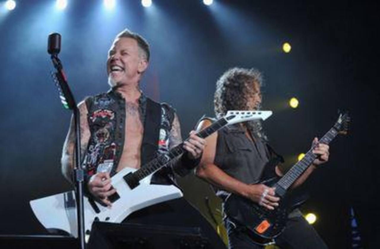 """Vídeo: Adelanto de """"Through The Never"""", la película de Metallica en 3D"""