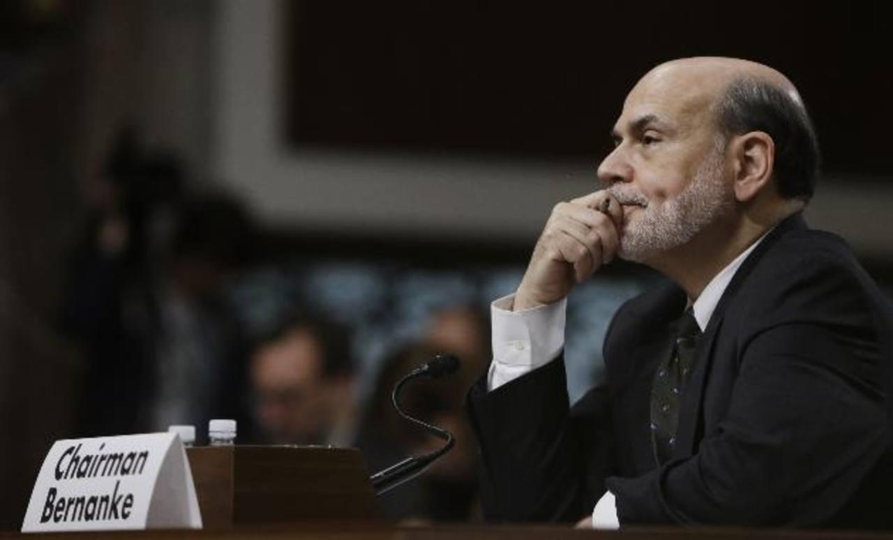 Ben Bernanke, dijo que el próximo 18 y 19 junio la Fed decidirá política monetaria. foto edh/archivo
