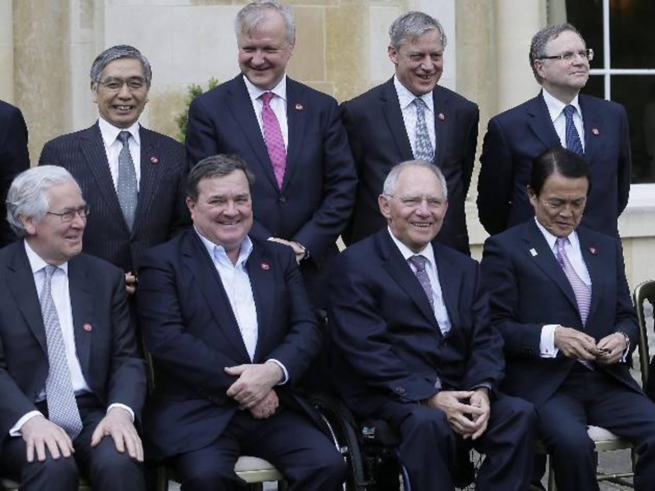 Países ricos evaluan reactivar la economía. Foto edh / efe