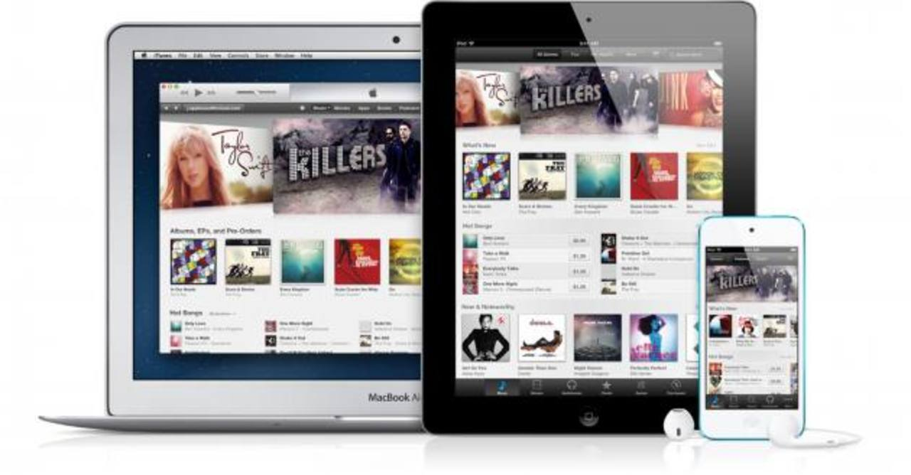 La versión más reciente del sitio de descargas de Apple, iTunes 11 puede ser utilizado en todos los dispositivos electrónicos.