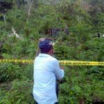 El cuádruple asesinato ocurrió en un cantón de Zacatecoluca. Foto: Lissette Lemus