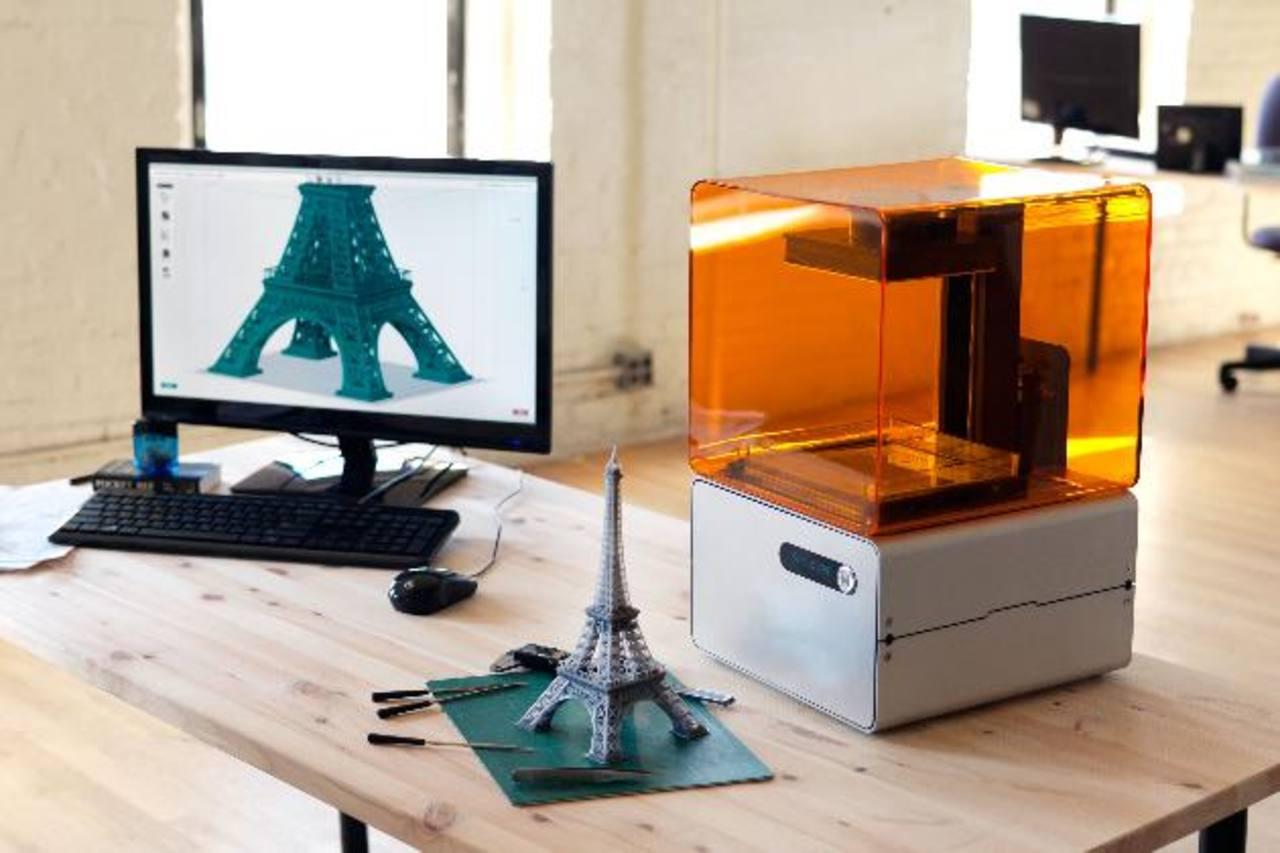 Impresoras 3D, herramientas del futuro